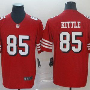 Men's San Francisco 49ers #85 George Kittle Jersey